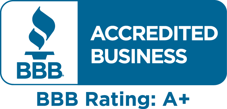 BBB Accredited Business: BBB Rating A+